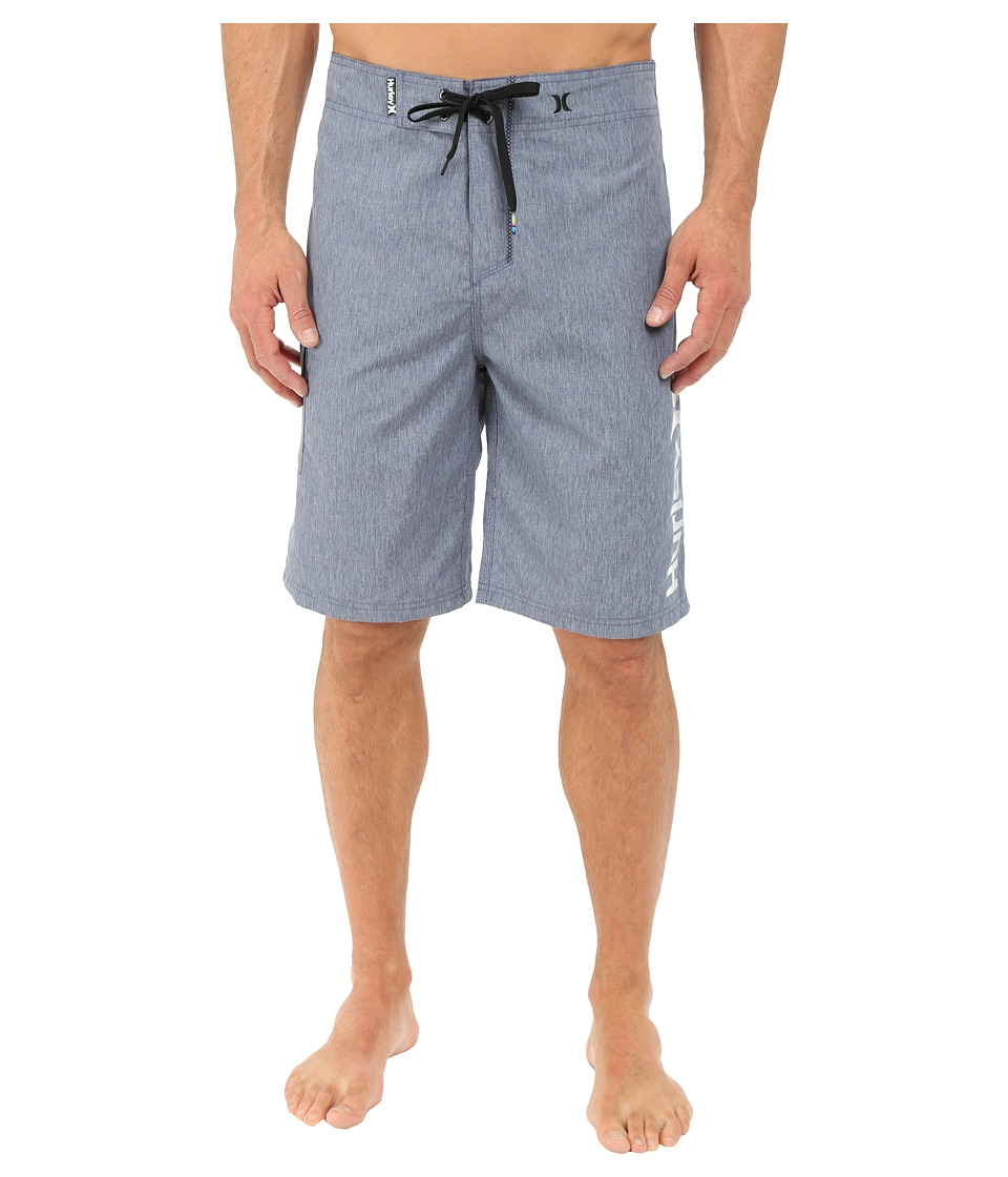 Hurley - Heathered One Only 22 Boardshorts (Obsidian) Men's Swimwear