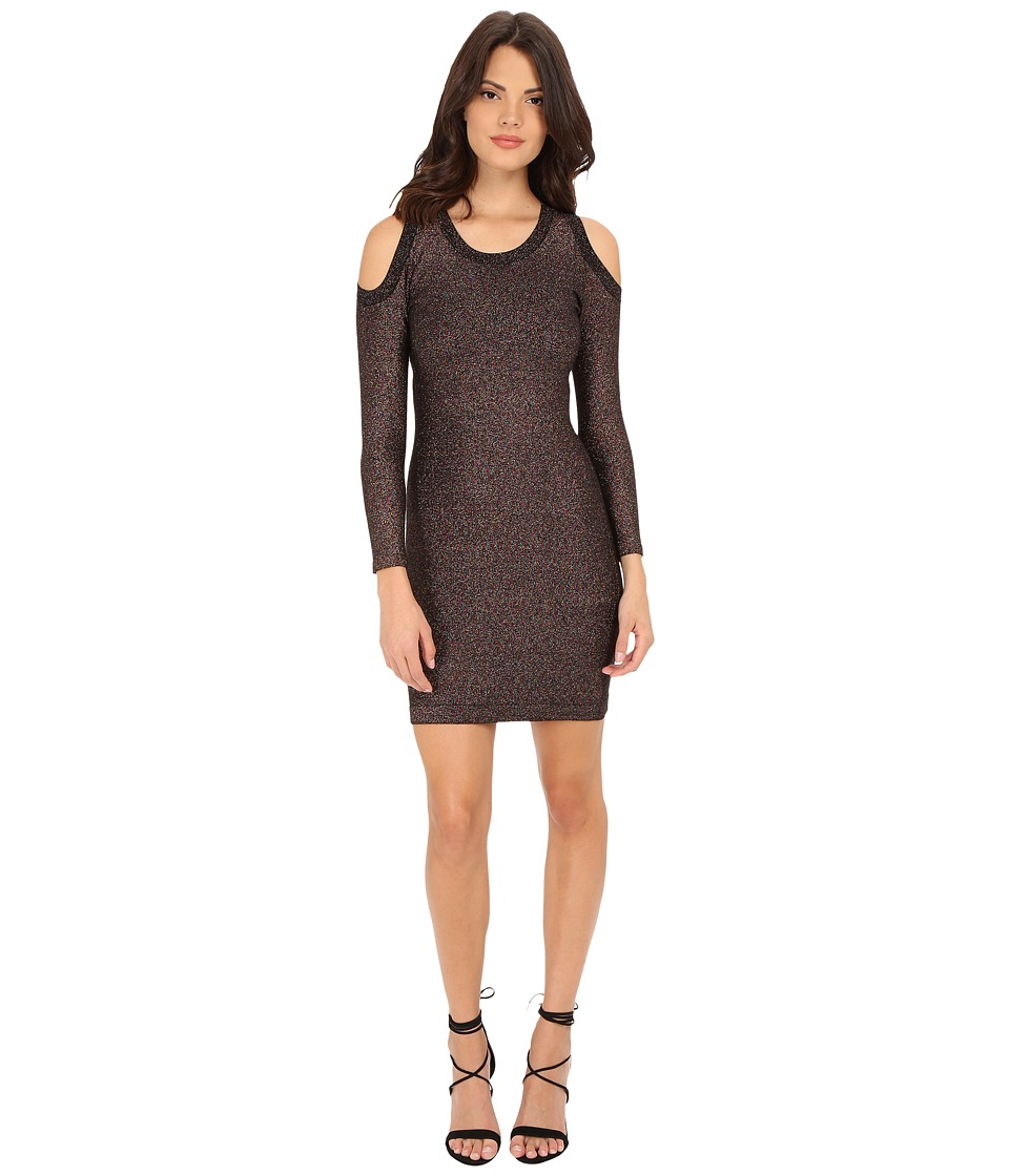 Rebecca Minkoff Claude Dress (Metallic Multi) Women