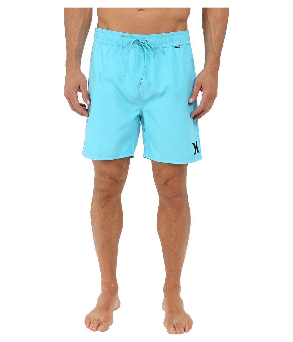 Hurley - One Only Volley (Beta Blue) Men's Swimwear