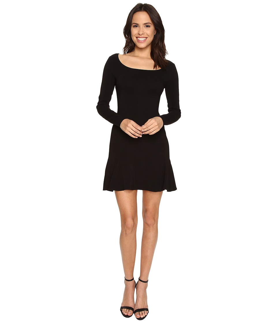Rachel Zoe - Mini Dress (Black) Women's Dress