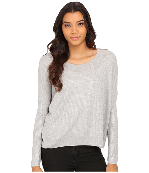 Soft Joie - Shakti 6069-K1945 (Light Heather Grey/Shimmer) Women
