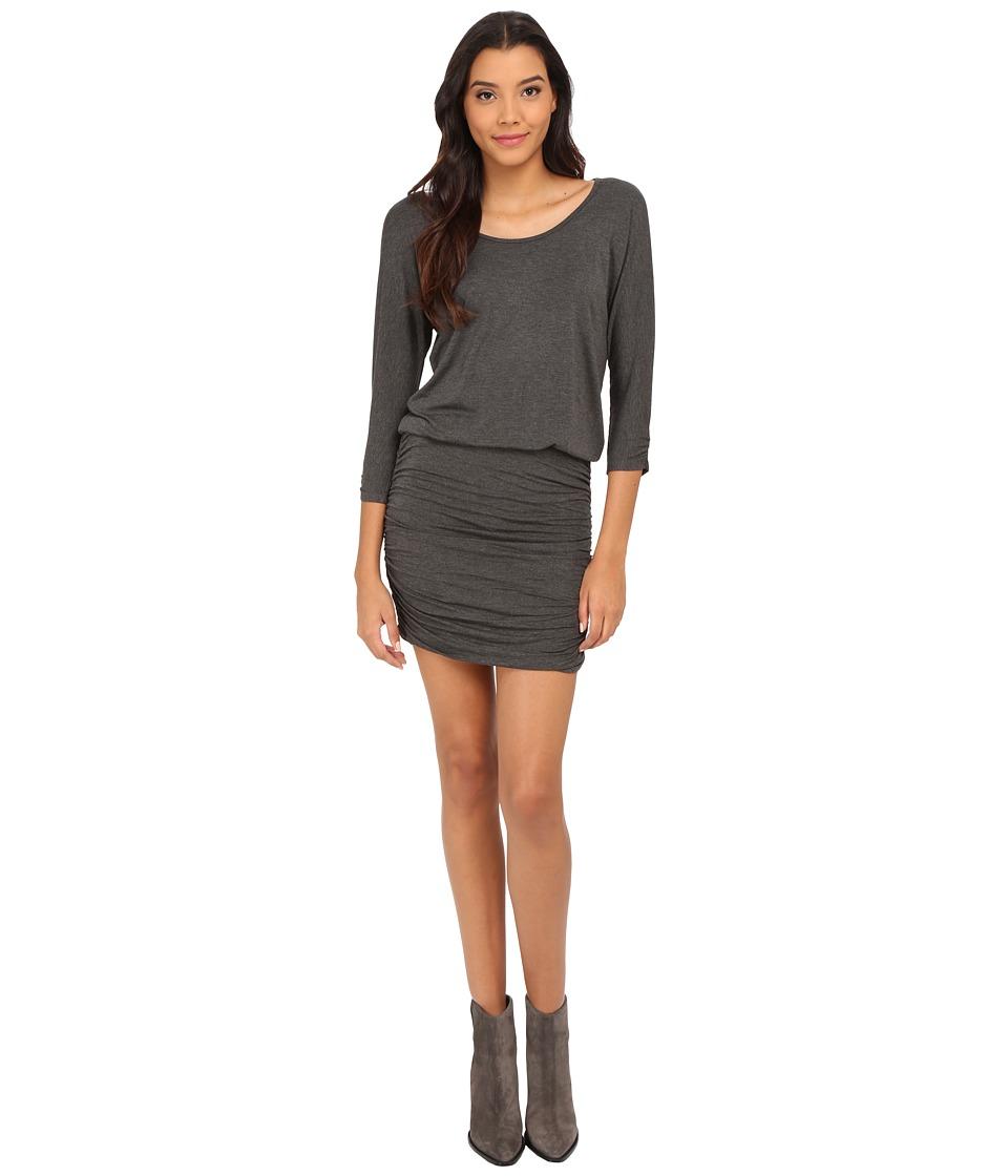 Soft Joie - Arusha B145-D1908 (Heather Charcoal) Women's Dress