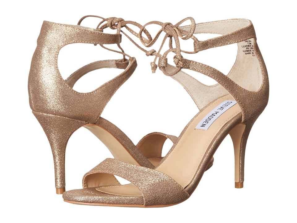 Steve Madden - Salsaa (Metallic) High Heels