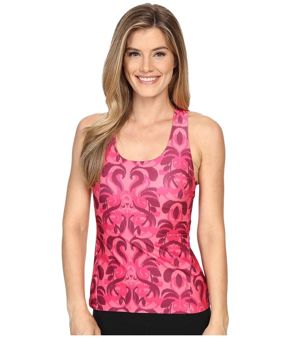 Stonewear Designs - Lyra Top (Barberry Paradise) Women's Workout