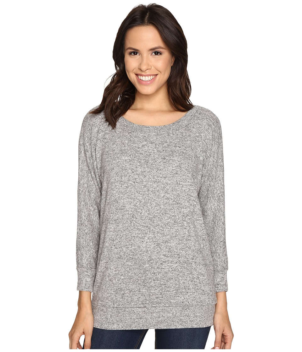 Joie - Theone 5038-T3349 (Heather Grey) Women's Sweater