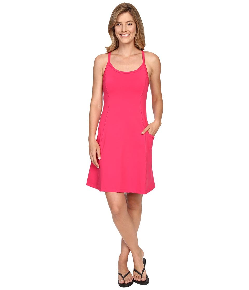 Stonewear Designs - Ladderback Dress (Barberry) Women's Dress