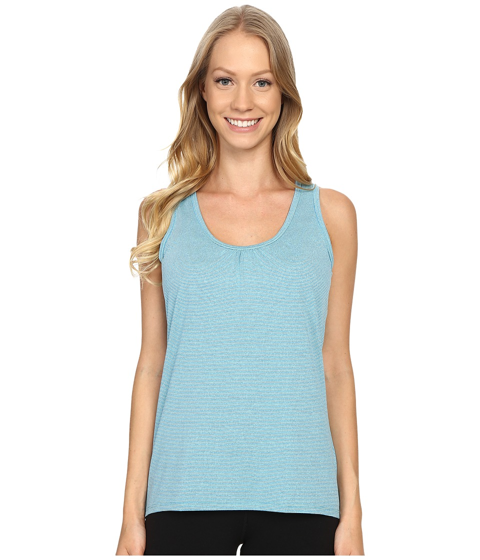 Stonewear Designs - Fuse Tank Top (Pacific) Women's Sleeveless