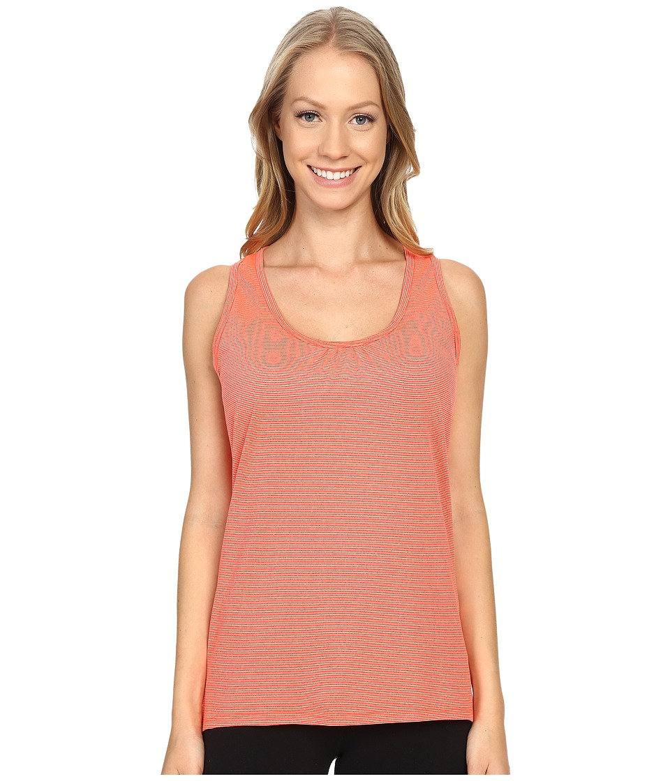 Stonewear Designs - Fuse Tank Top (Hot Melon) Women's Sleeveless