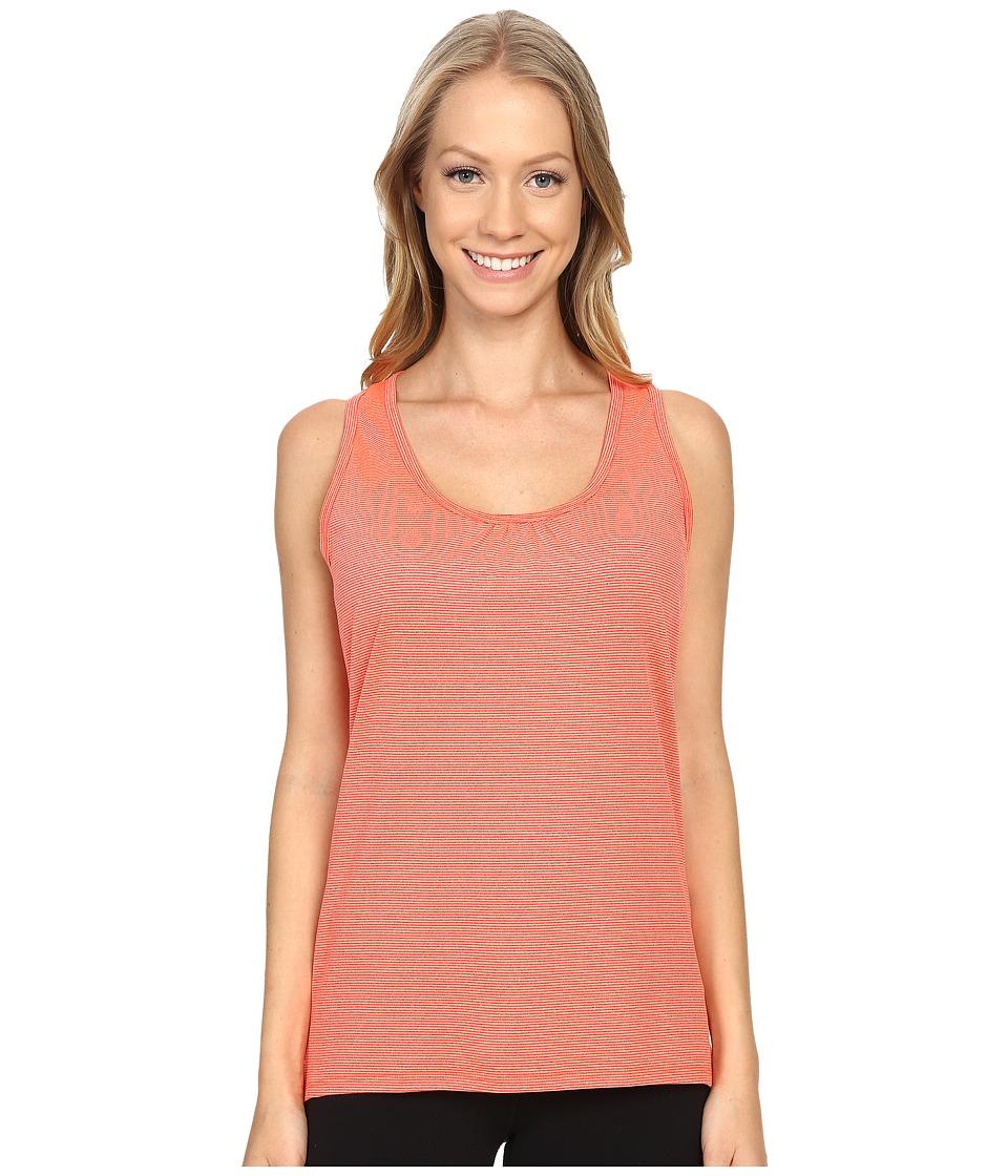Stonewear Designs - Fuse Tank Top (Hot Melon) Women's Sleeveless