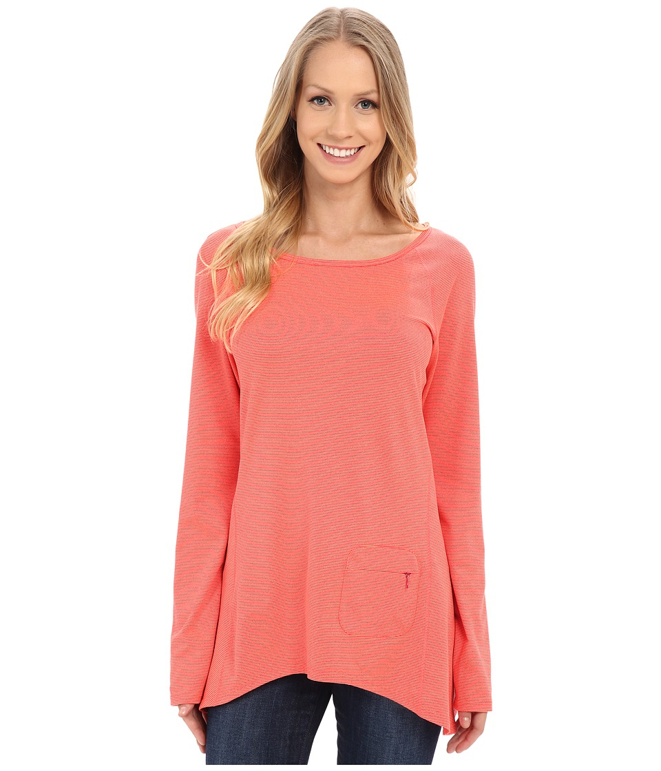 Stonewear Designs - Cassanna Pullover (Hot Melon) Women's Sweatshirt