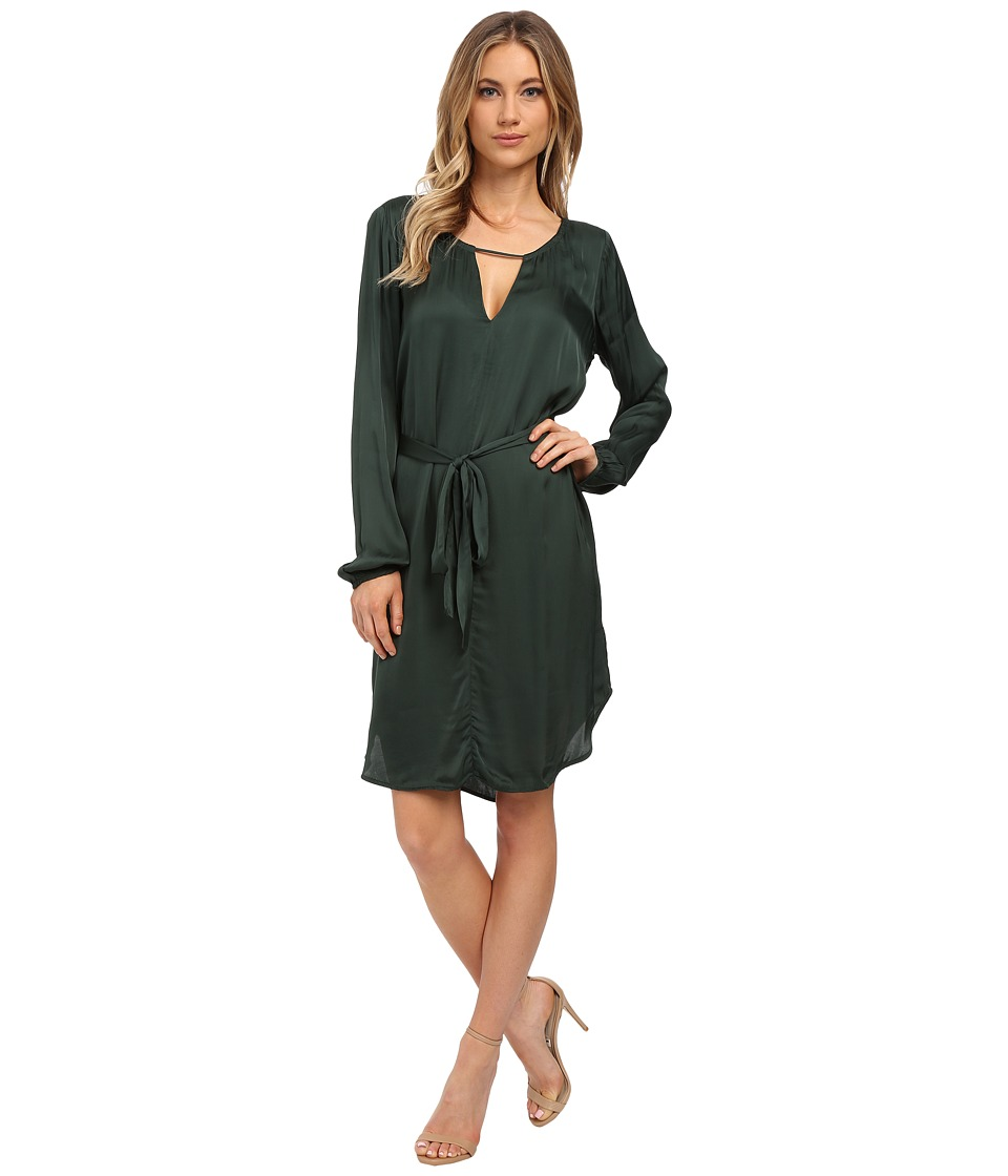 Velvet by Graham & Spencer - Amorita Long Sleeve Dress (Fairway) Women's Dress