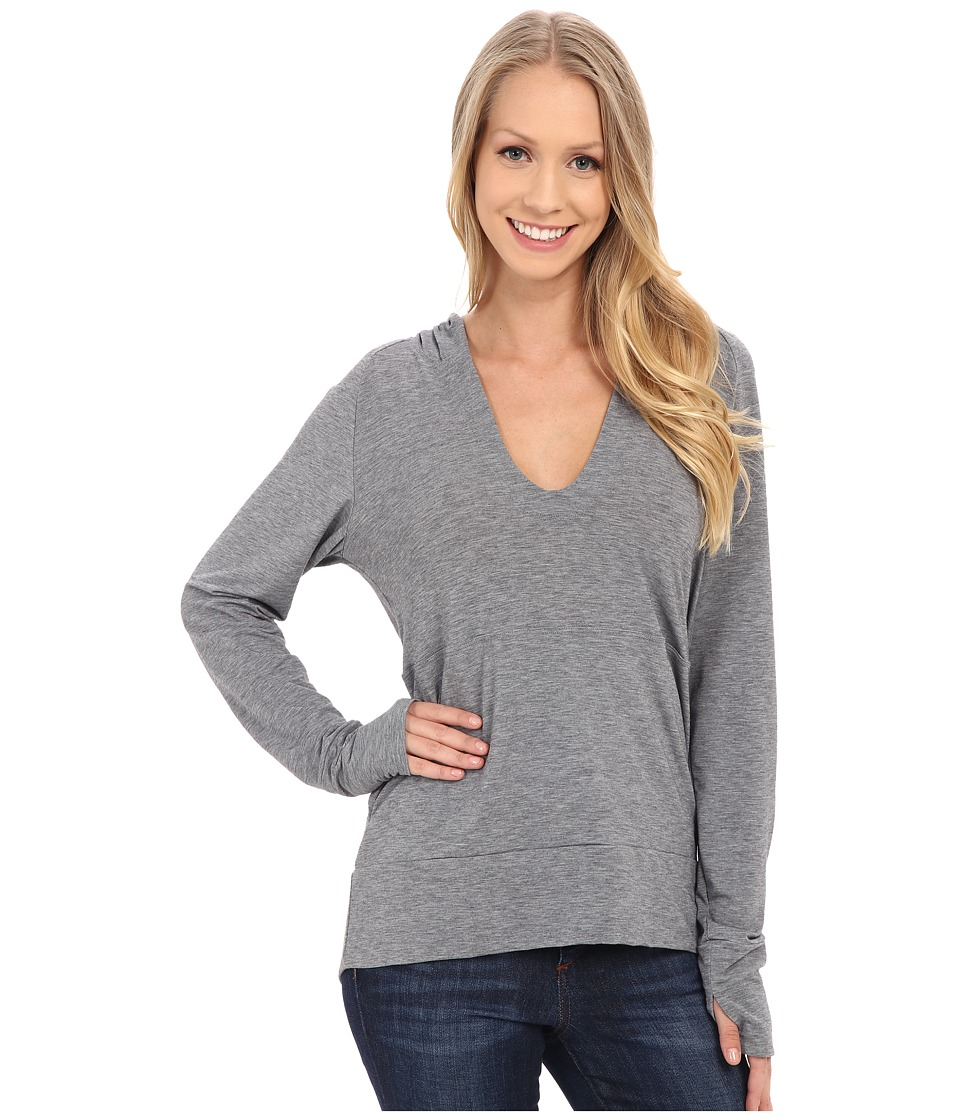 Stonewear Designs Breeze Pullover (Stone Heather) Women