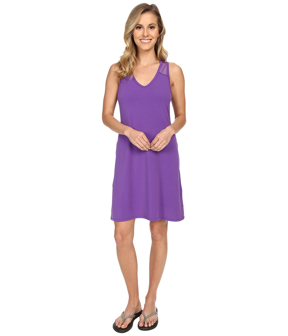 Stonewear Designs - Getaway Dress (Violet) Women's Dress