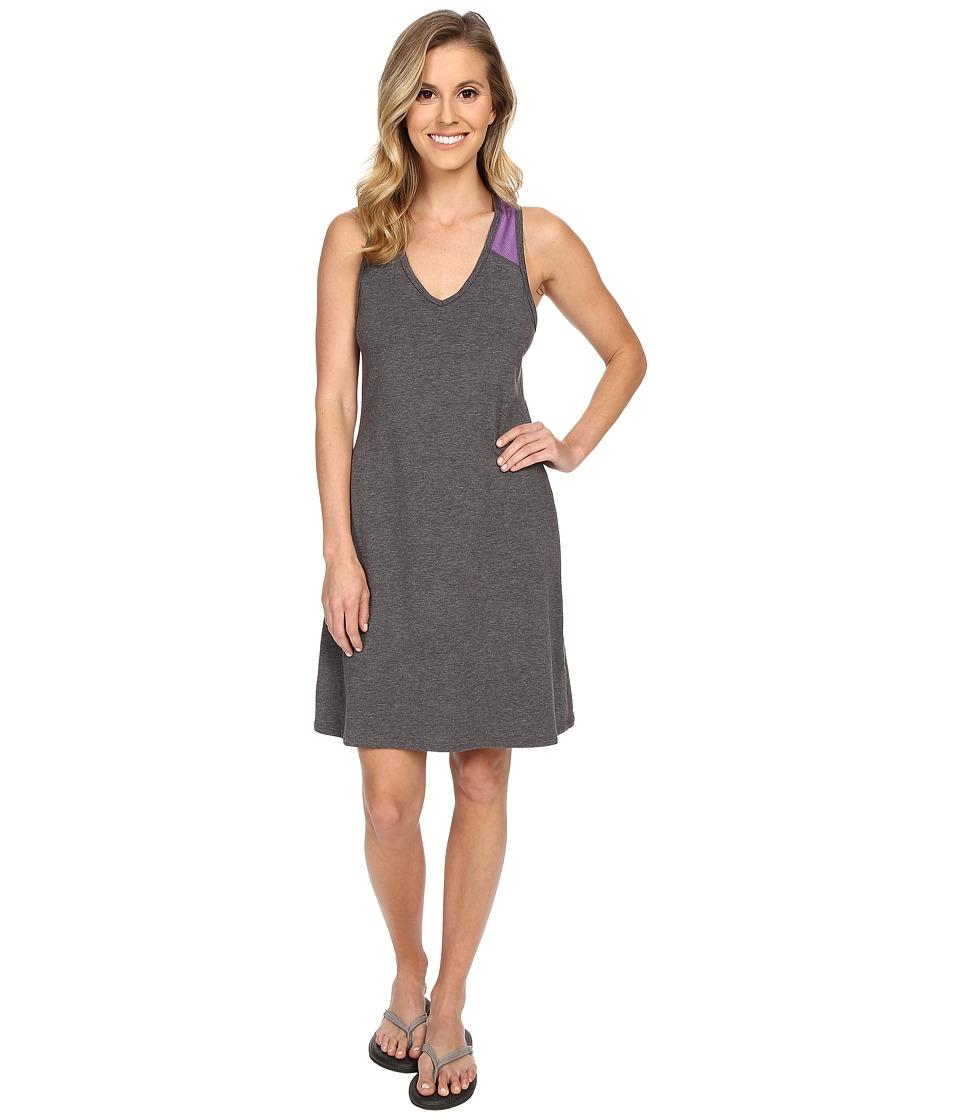 Stonewear Designs - Getaway Dress (Stone Heather) Women's Dress