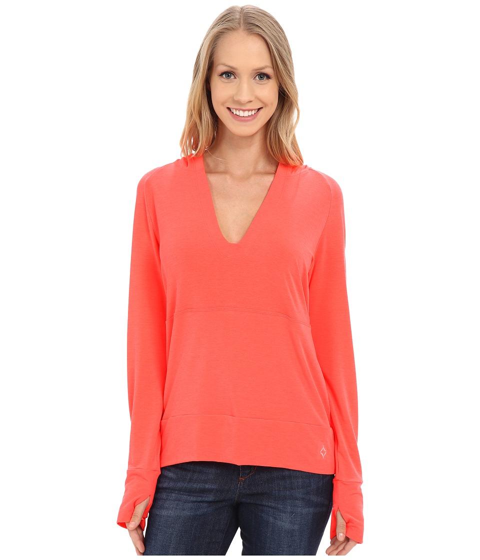 Stonewear Designs - Breeze Pullover (Hot Melon) Women's Clothing