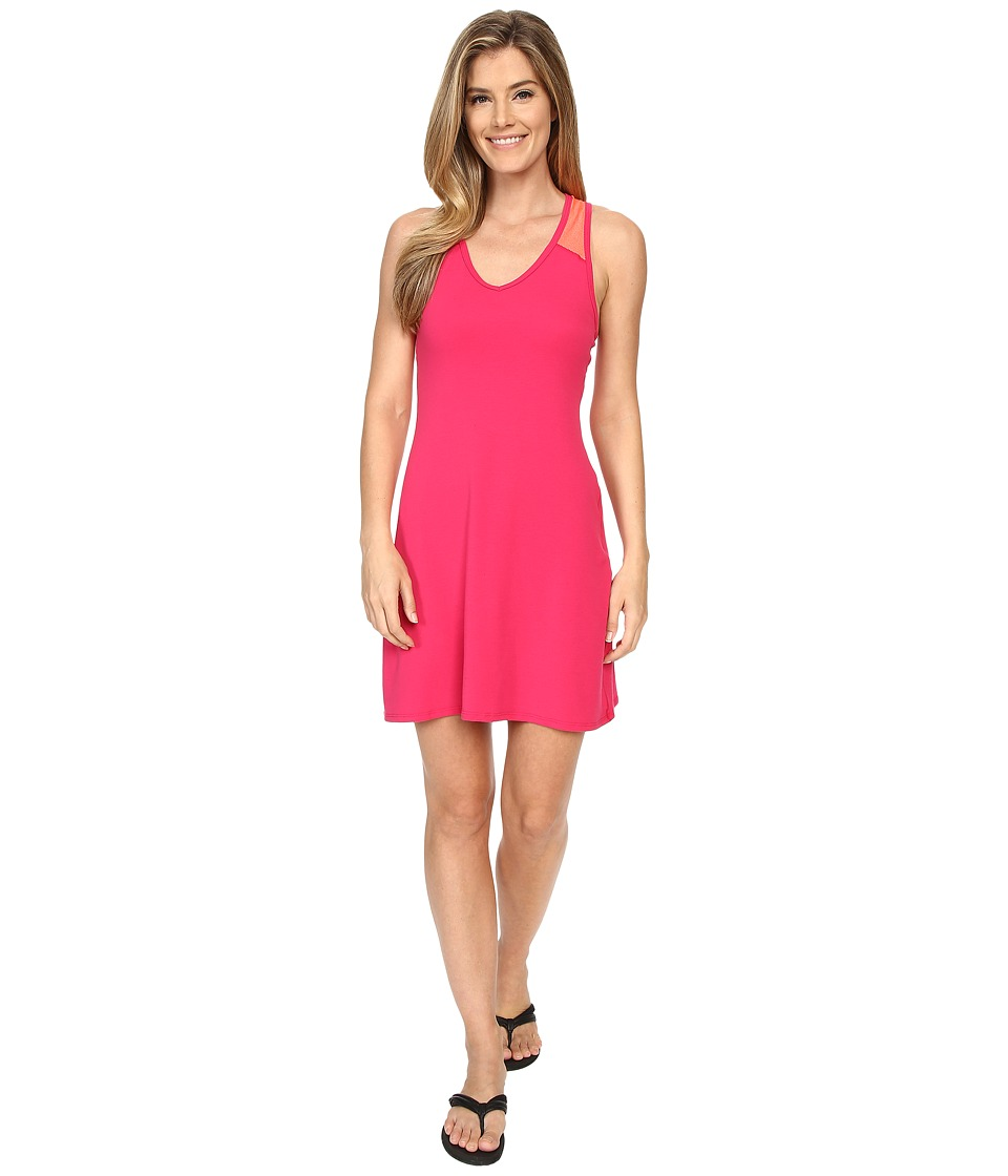 Stonewear Designs - Getaway Dress (Barberry) Women's Dress