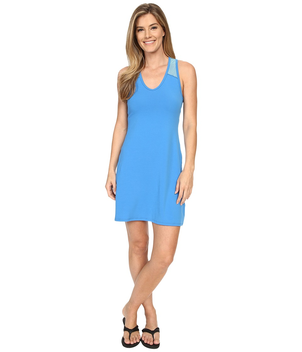 Stonewear Designs - Getaway Dress (Pacific) Women's Dress