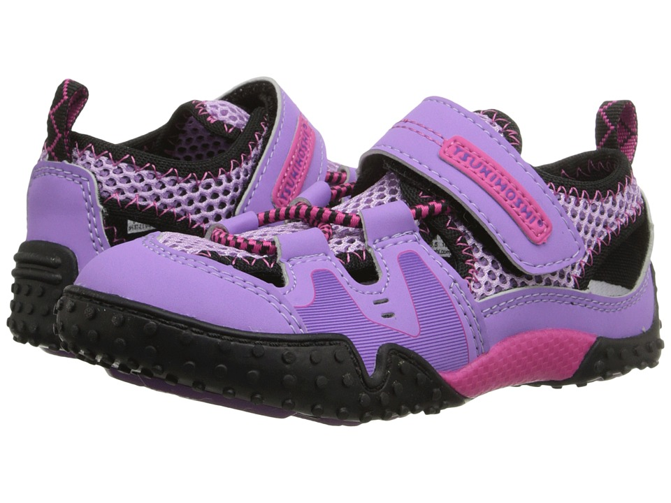 Tsukihoshi Kids - Sakura (Toddler/Little Kid) (Purple/Lavender) Girls Shoes