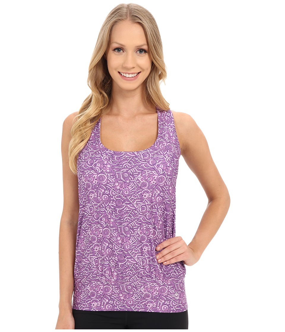 Stonewear Designs - Tango Tank Top (Violet Fiesta) Women's Sleeveless