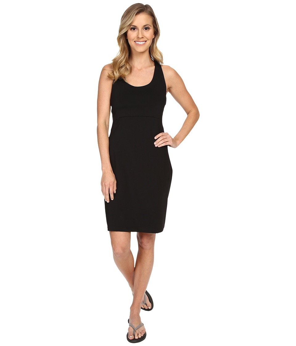 Stonewear Designs - Lyra Dress (Black) Women's Dress