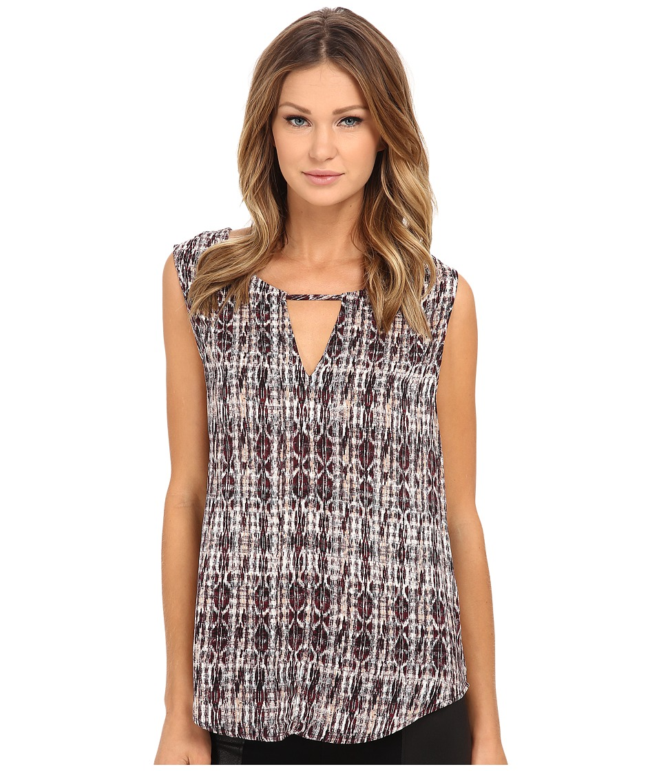 Velvet by Graham & Spencer - Carlina Tank Top (Coco) Women's Sleeveless