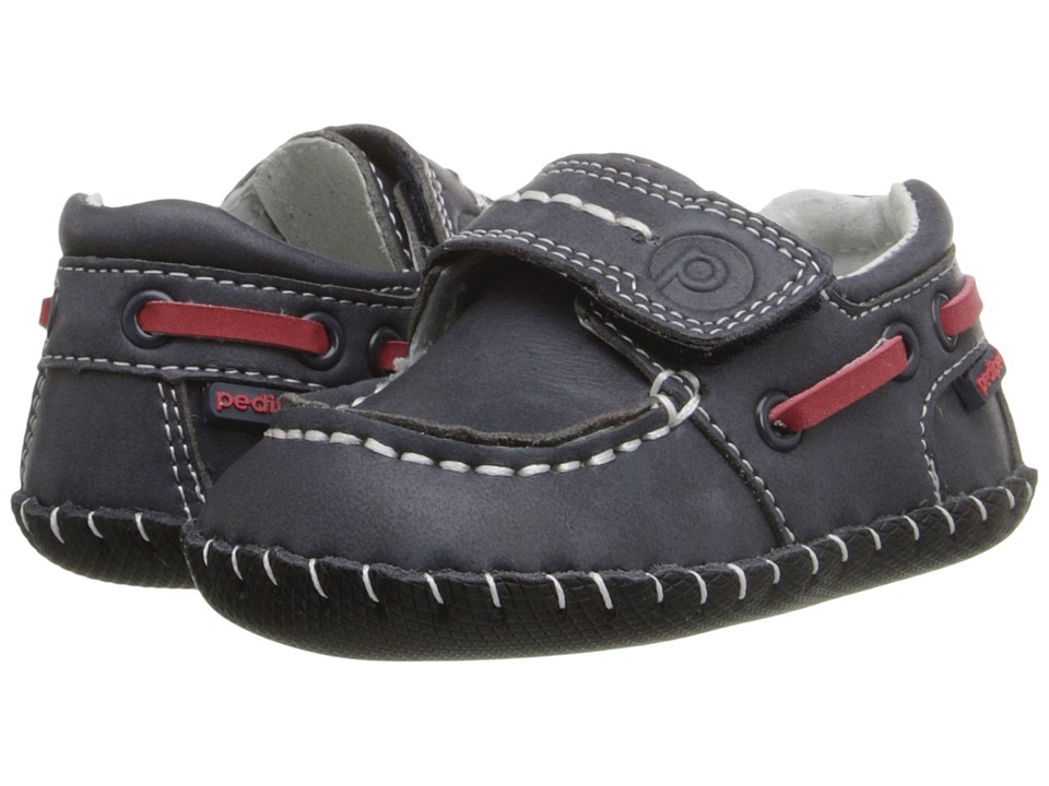 pediped - Norm Original (Infant) (Navy) Boy's Shoes
