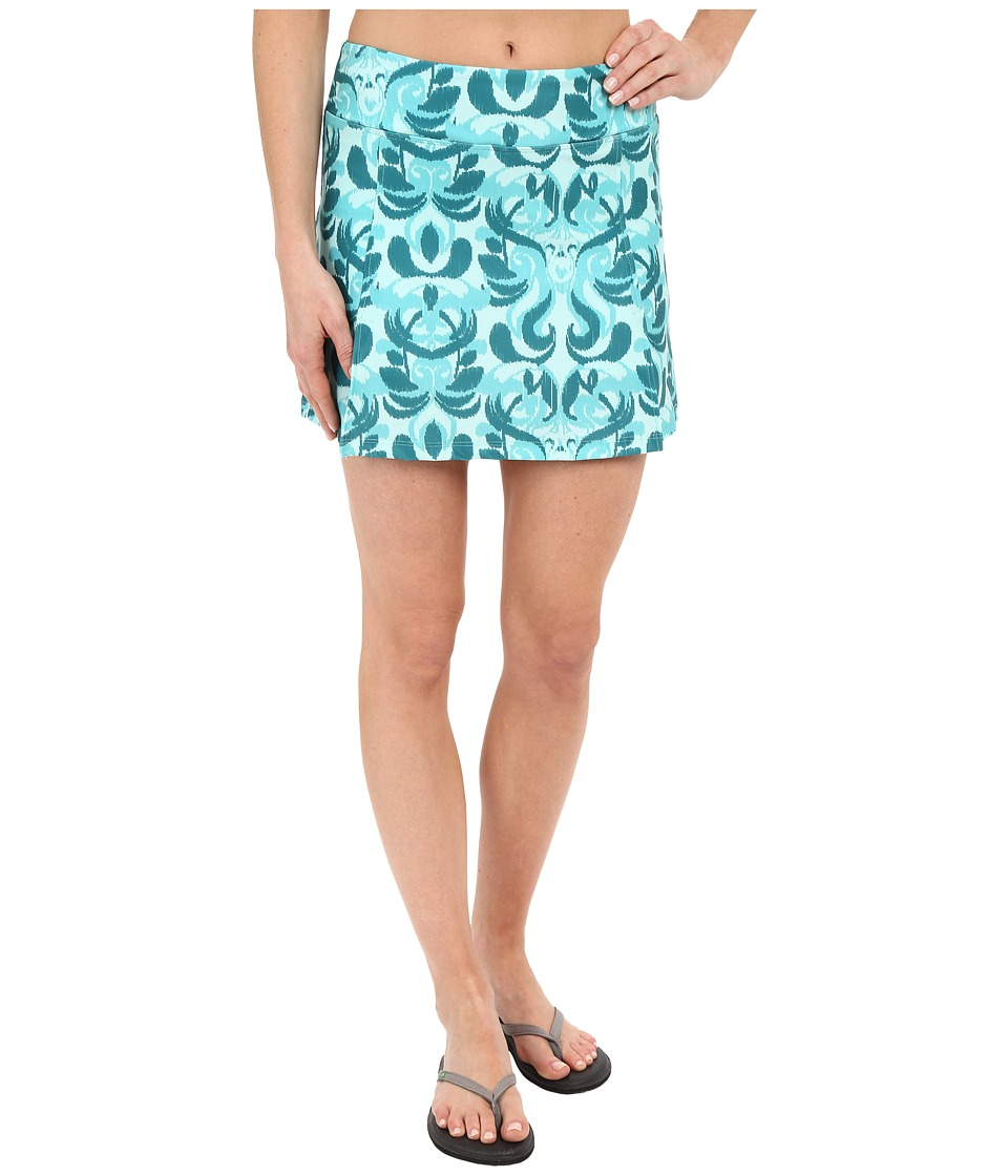 Stonewear Designs - Stride Skort (Aqua Paradise) Women's Skort