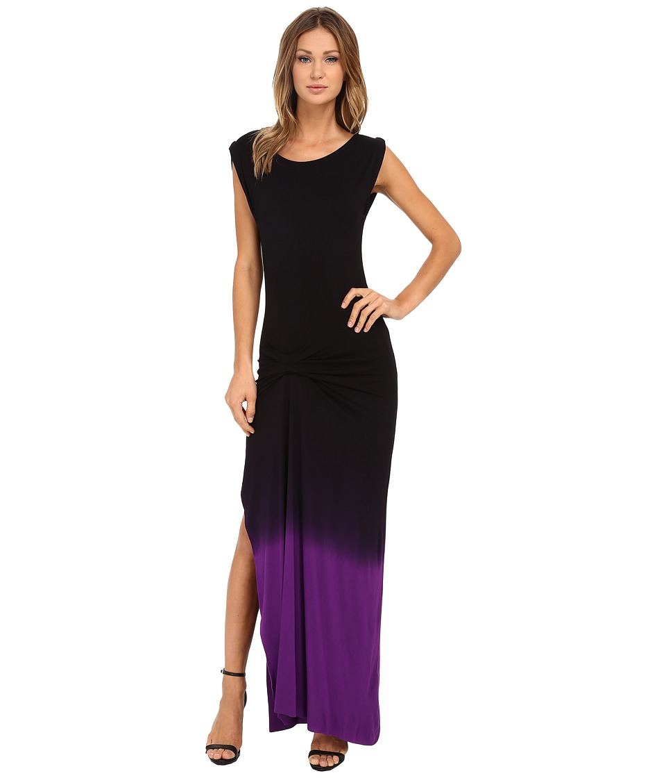 Young Fabulous & Broke - Bryton Maxi (Amethyst Ombre) Women's Dress