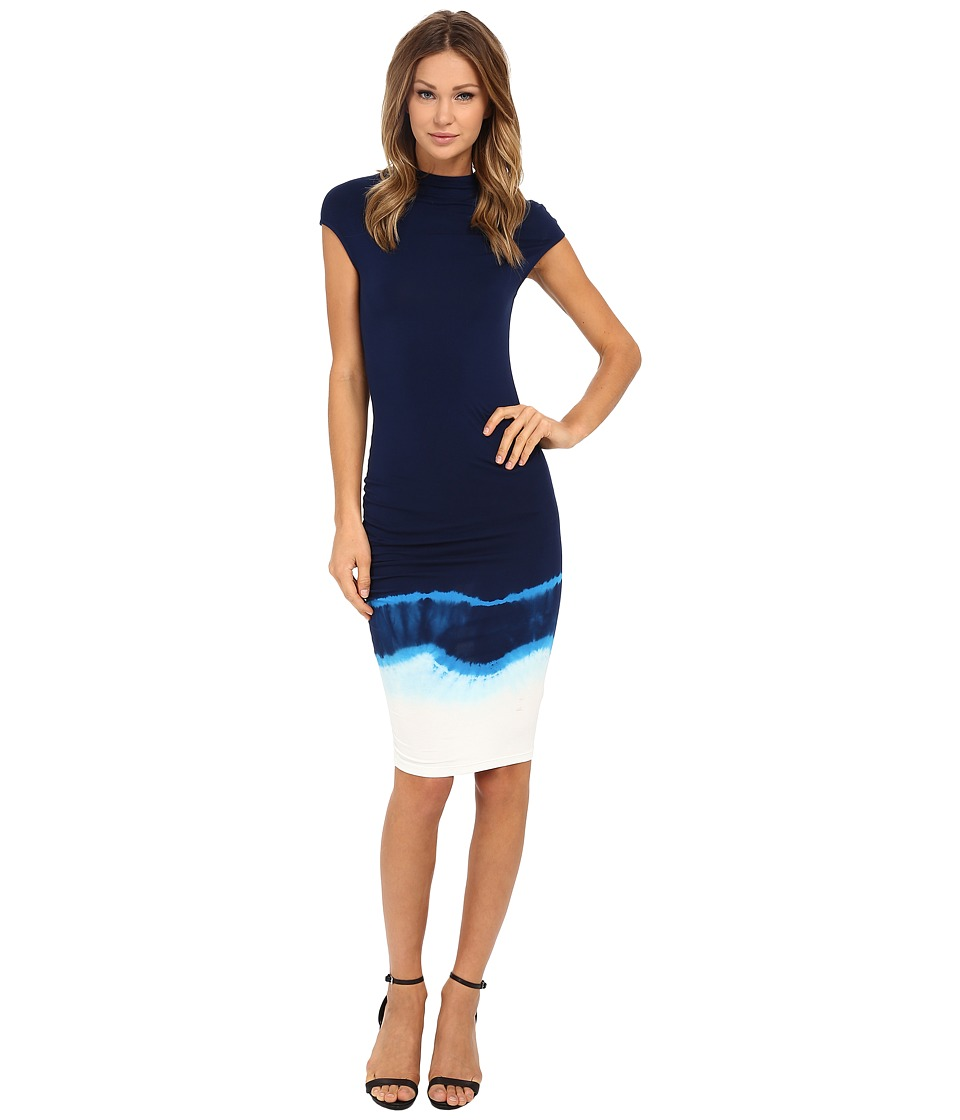 Young Fabulous & Broke - Nora Dress (Blue Electric Wash) Women's Dress