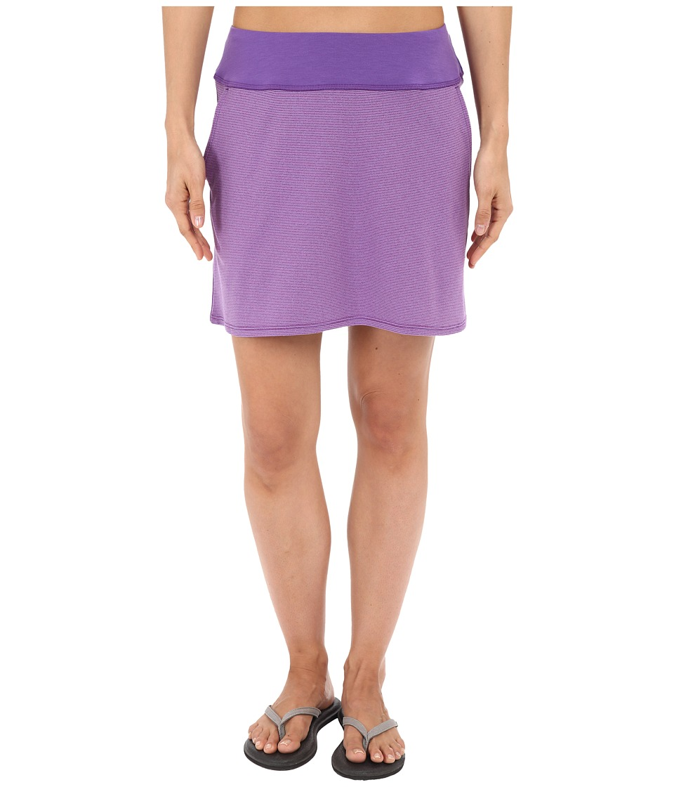 Stonewear Designs Cruiser Skirt (Violet) Women