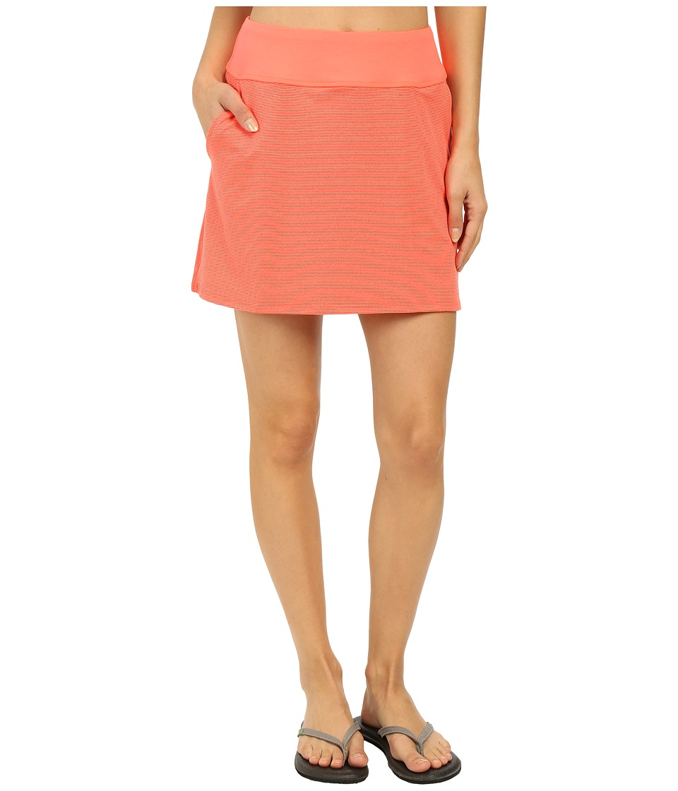 Stonewear Designs Cruiser Skirt (Hot Melon) Women