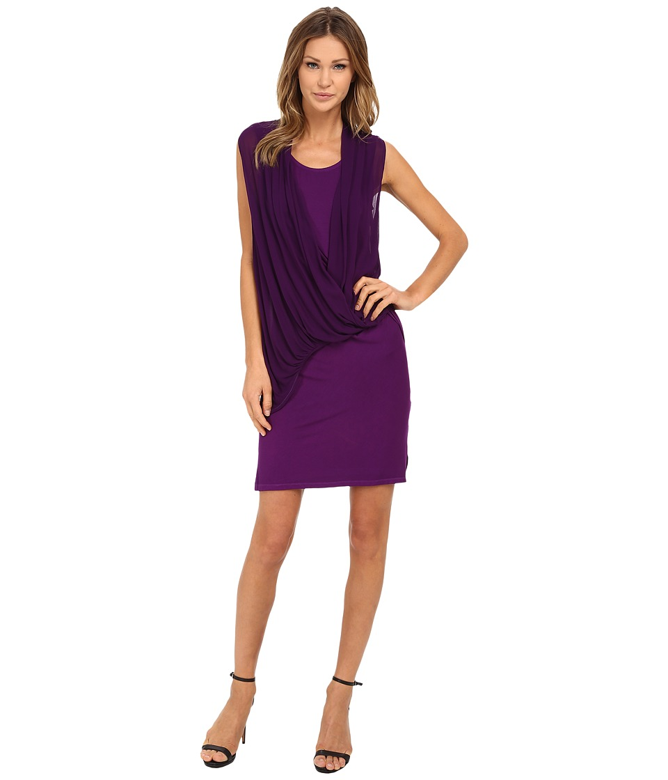 Young Fabulous & Broke - Kylie Dress (Amethyst) Women's Dress