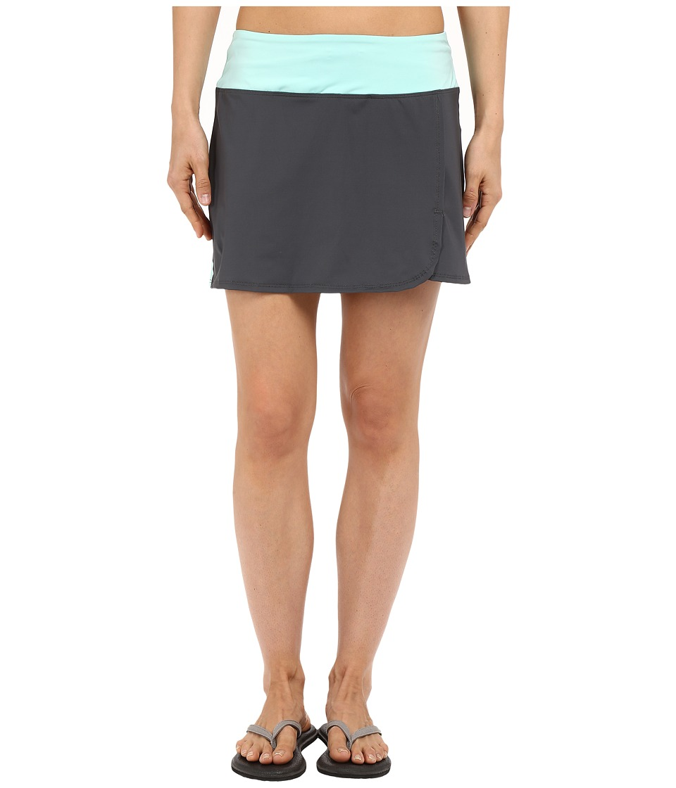 Stonewear Designs - Crush Skort (Aqua) Women's Skort