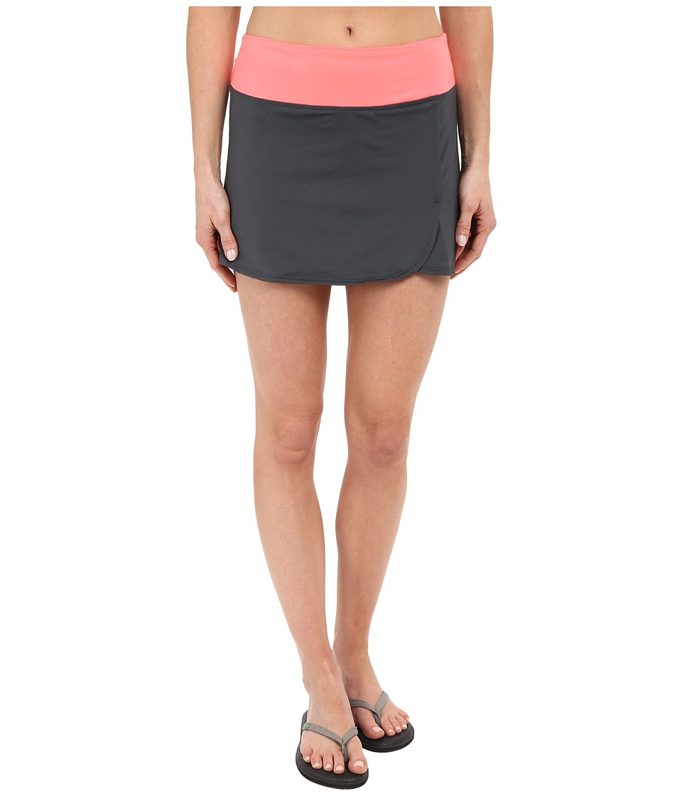Stonewear Designs - Crush Skort (Hot Melon) Women's Skort