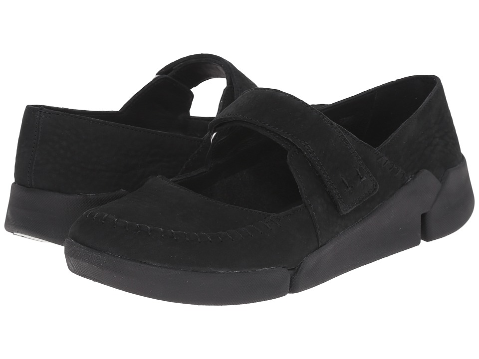 Clarks - Tri Amanda (Black Combi) Women's Shoes