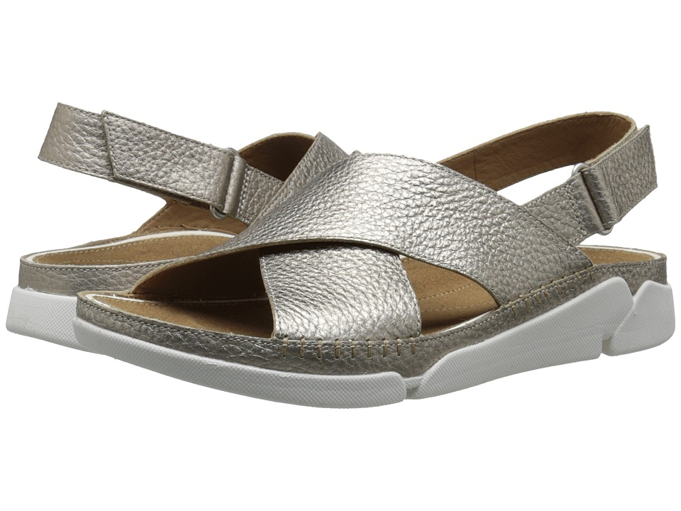 Clarks - Tri Alexia (Gold Metallic) Women's Sandals