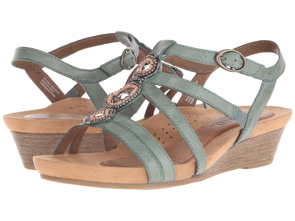 Rockport Cobb Hill Collection Cobb Hill Hannah (Teal) Women