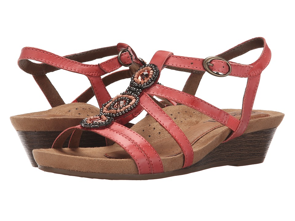 Rockport Cobb Hill Collection Cobb Hill Hannah (Coral) Women
