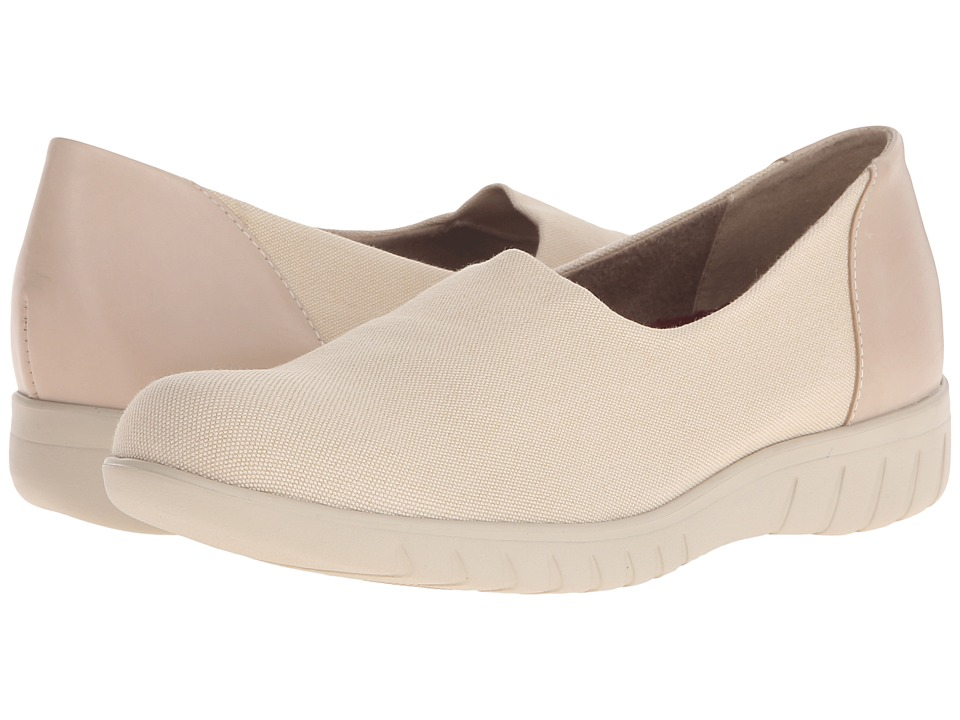 Munro - Yacht (Coconut Stretch Canvas) Women's Slip on Shoes