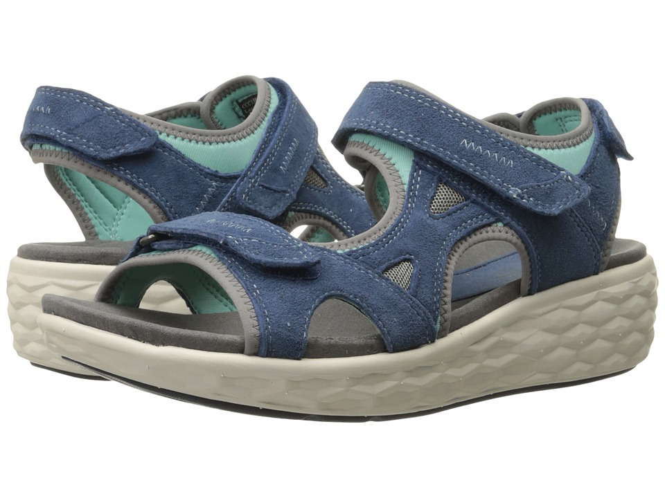 Rockport - Cobb Hill FreshSpark (Blue) Women's Shoes