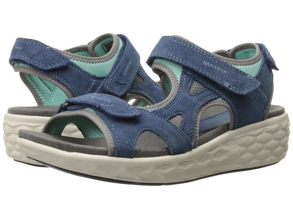 Rockport Cobb Hill Collection - Cobb Hill FreshSpark (Blue) Women's Shoes