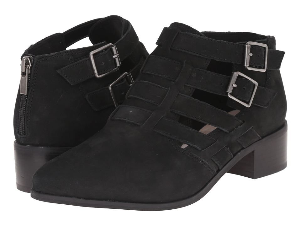 Clarks - Marlina Ramble (Black Nubuck Leather) Women