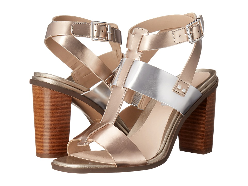 Clarks - Image Crush (Metallic Multi Leather) High Heels