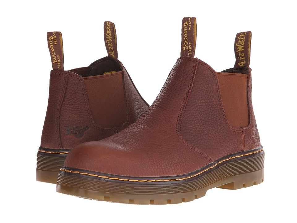 Dr. Martens Work - Rivet ST (Teak Pitstop) Men's Work Boots