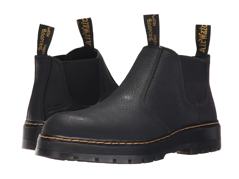 Dr. Martens Work - Rivet ST (Black) Men's Work Boots