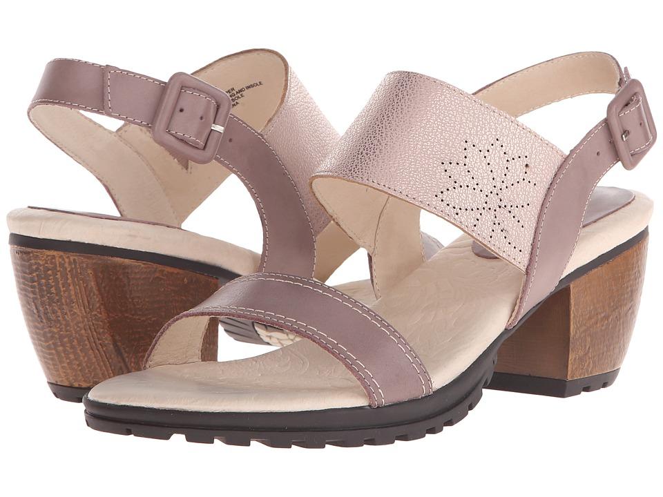 Jambu - Sunstone (Champagne) Women's Wedge Shoes