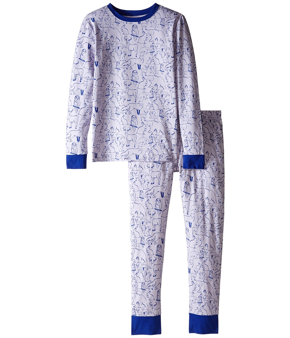 UGG Kids - Rascal Pj Set (Little Kids/Big Kids) (Lupine) Girl's Pajama Sets