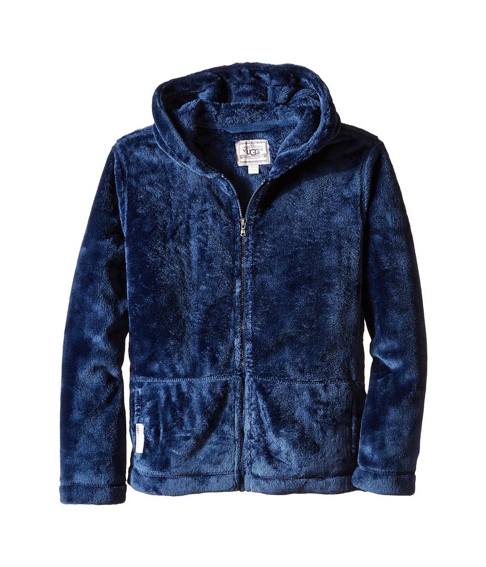 UGG Kids - Skyler Jacket (Little Kids/Big Kids) (Indigo) Boy's Coat