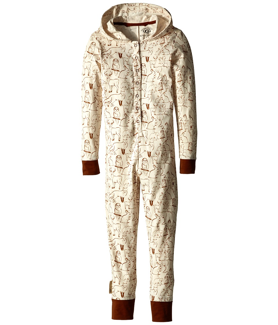 UGG Kids - Jumpsie One-Piece (Little Kids/Big Kids) (Sugar Pine) Boy's Jumpsuit & Rompers One Piece