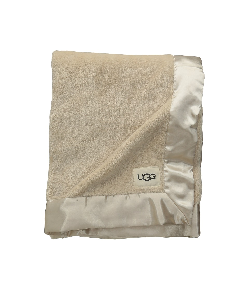 UGG Kids - Receiving Blanket Large (Infant) (Oatmeal) Blankets